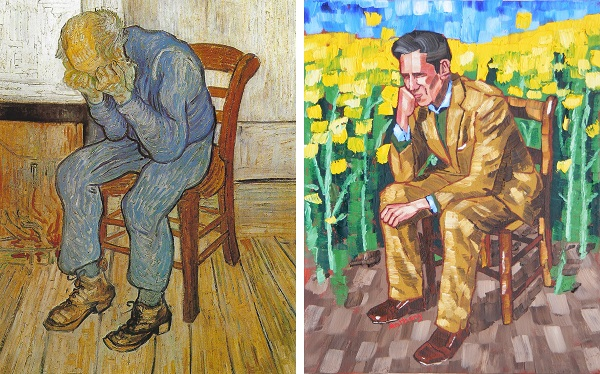 A Year With Vincent Van Gogh