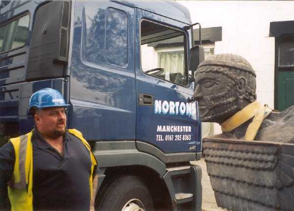 Nortons - Transport Sponsor