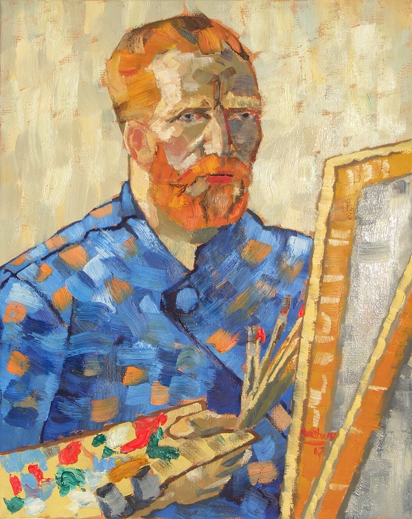 Vincent Van Gogh by Anthony Padgett