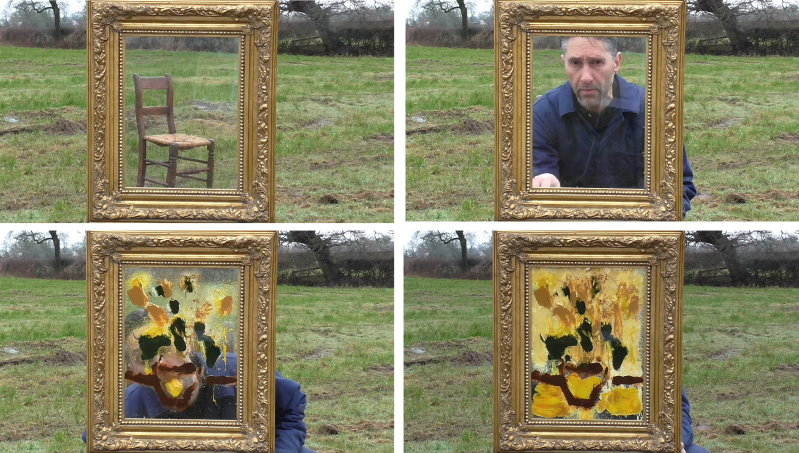Contemporary Art inspired by Vincent Van Gogh